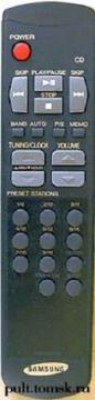 Пульт SAMSUNG 19239-0013-00 original