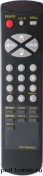 Пульт SAMSUNG 3F14-00038-311