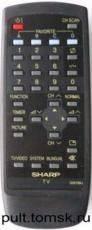 Пульт SHARP G0018KJ
